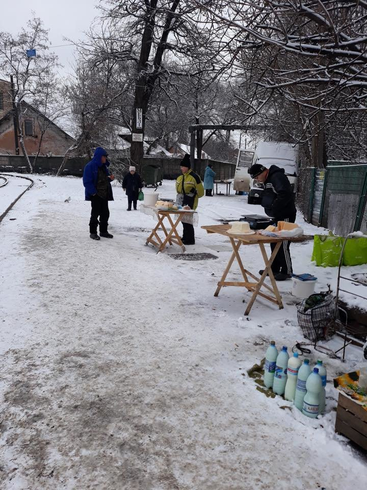На вокзале у криворожских предпринимателей забрали мясо и мясную продукцию (ФОТО), фото-2