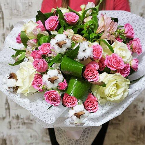 Что подарить 14 февраля? Доставка букетов в День Валентина, фото-4