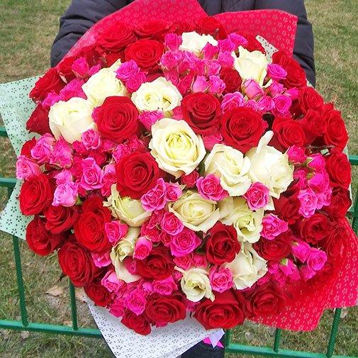 Что подарить 14 февраля? Доставка букетов в День Валентина, фото-10