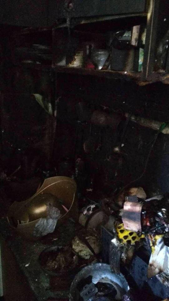Во время масштабного пожара в криворожской многоэтажке удалось эвакуировать 15 человек (ФОТО), фото-1