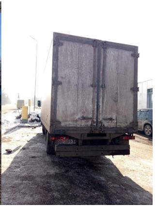 В Кривом Роге грузовик врезался в колонну на АЗС (ФОТО), фото-1