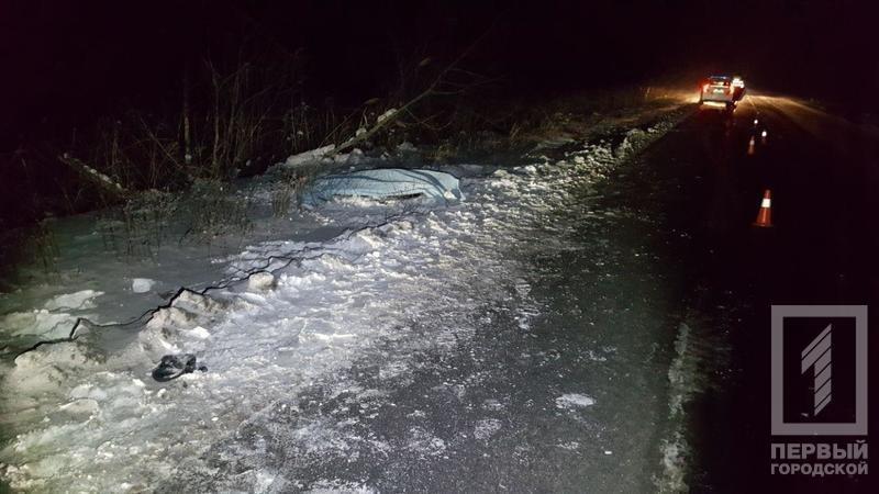 Под Кривым Рогом водитель насмерть сбил пенсионера и скрылся с места ДТП (ФОТО 18+), фото-2
