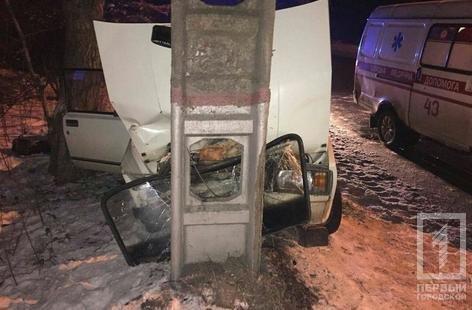 В Кривом Роге 3 человека пострадали в результате ДТП (ФОТО), фото-2