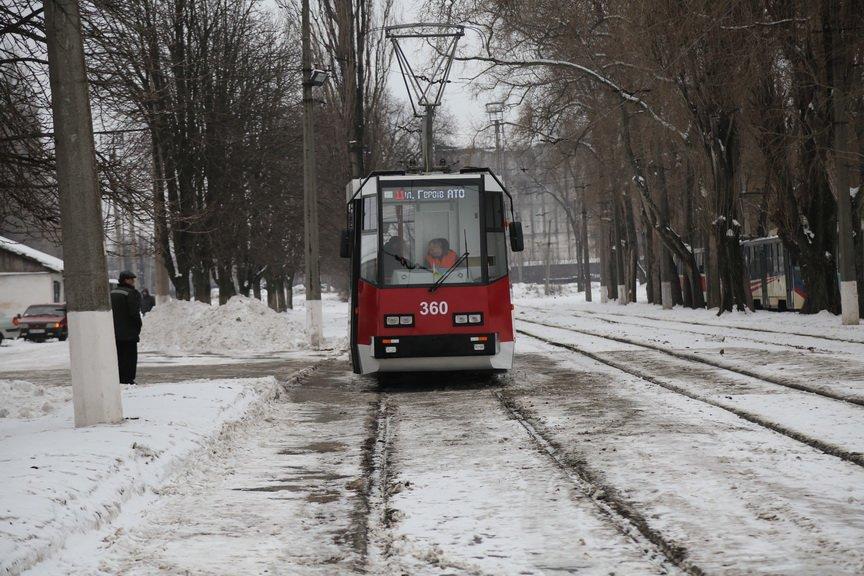 В Кривом Роге за миллион отремонтировали старенький трамвай (ФОТО), фото-3