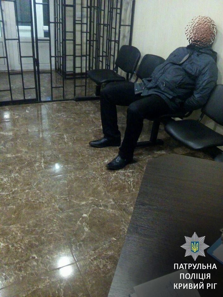 В Кривом Роге задержали мужчину, подозреваемого в убийстве собственного отца (ФОТО), фото-1