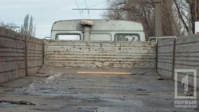 В Кривом Роге грузовик сбил пожилую женщину (ФОТО), фото-1