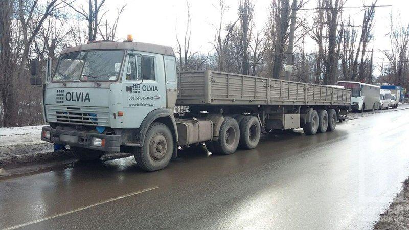В Кривом Роге грузовик сбил пожилую женщину (ФОТО), фото-3
