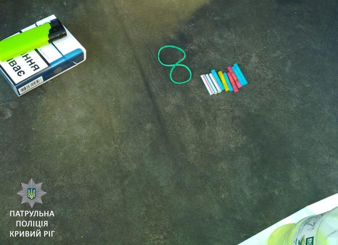 Со шприцами и контейнерами подозрительные криворожане разгуливали по городу (ФОТО), фото-2