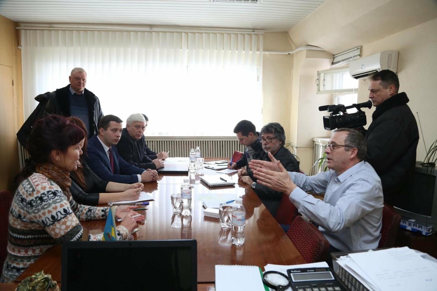 Эксперты ЕБРР с криворжскими чиновниками готовят обоснования для покупки новых троллейбусов , фото-1