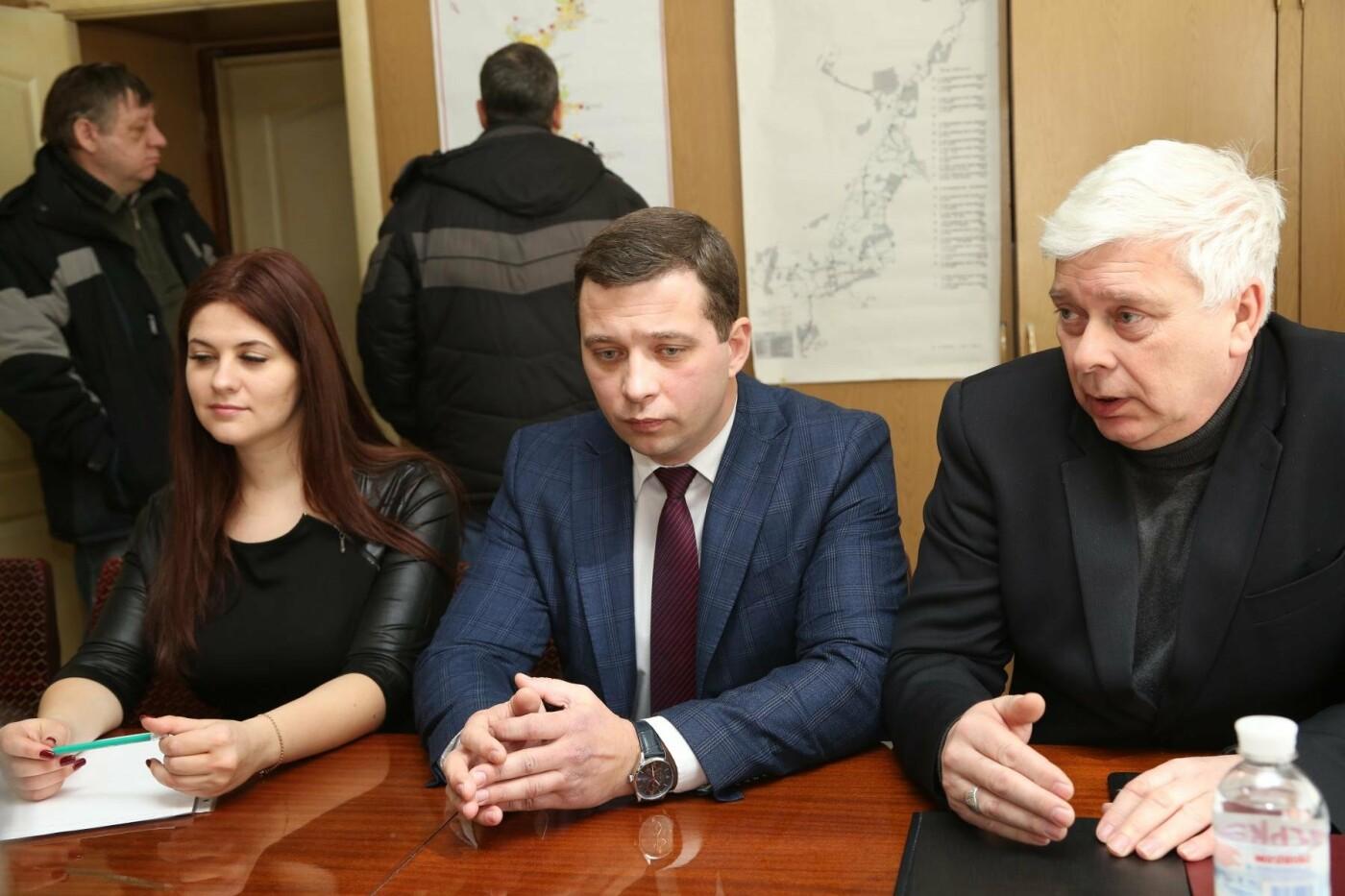 Эксперты ЕБРР с криворжскими чиновниками готовят обоснования для покупки новых троллейбусов , фото-3