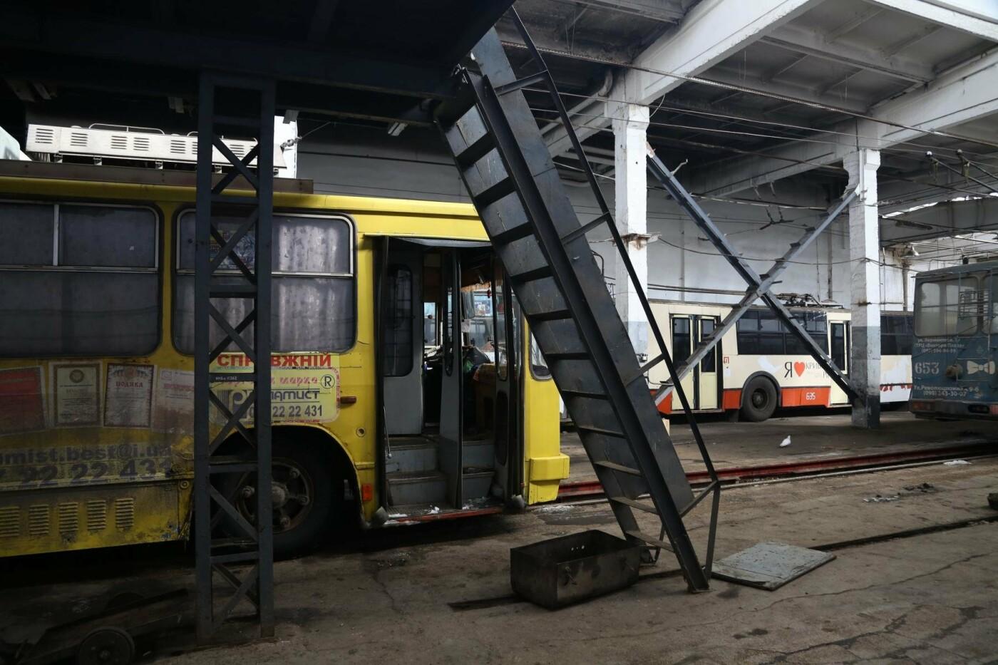 Эксперты ЕБРР с криворжскими чиновниками готовят обоснования для покупки новых троллейбусов , фото-5