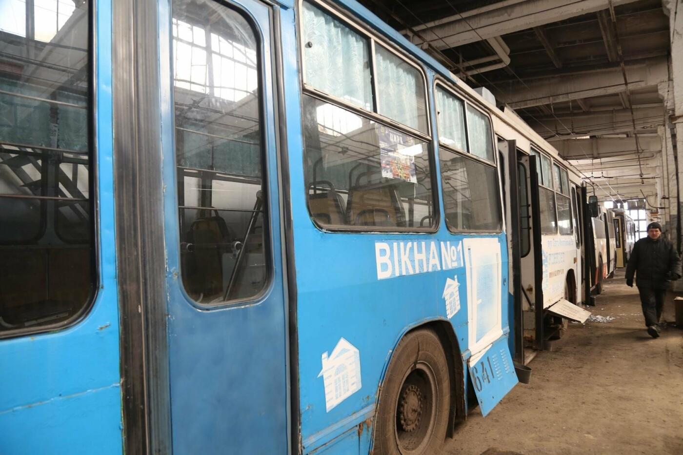 Эксперты ЕБРР с криворжскими чиновниками готовят обоснования для покупки новых троллейбусов , фото-4
