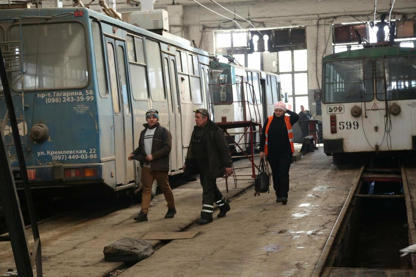 Эксперты ЕБРР с криворжскими чиновниками готовят обоснования для покупки новых троллейбусов , фото-2