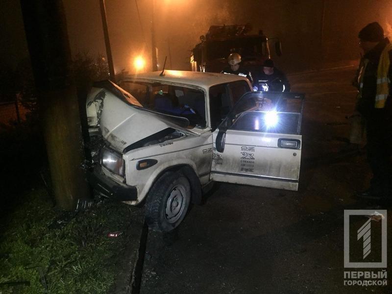 Ночью в Кривом Роге в результате жуткой аварии погиб мужчина, которого доставали с помощью спецтехники (ФОТО 18+), фото-8