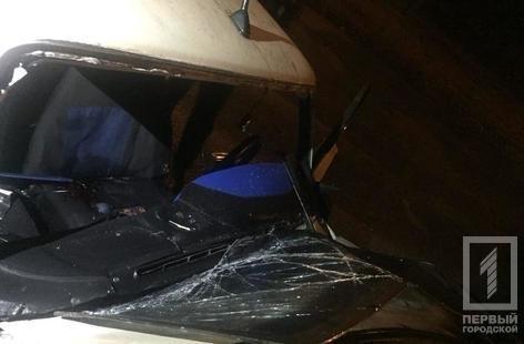 Ночью в Кривом Роге в результате жуткой аварии погиб мужчина, которого доставали с помощью спецтехники (ФОТО 18+), фото-9