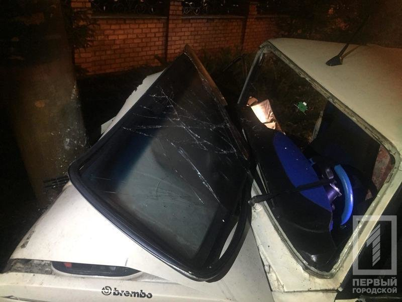 Ночью в Кривом Роге в результате жуткой аварии погиб мужчина, которого доставали с помощью спецтехники (ФОТО 18+), фото-4