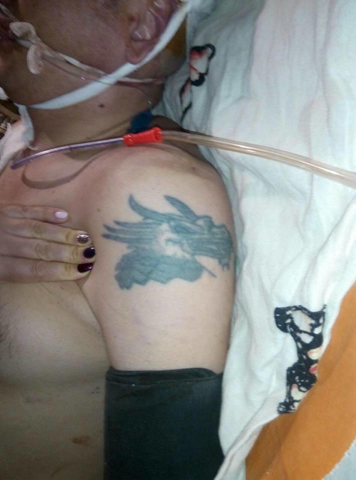 В Кривом Роге нашли мужчину с травмой головы и ищут его родственников (ФОТО 18+), фото-1