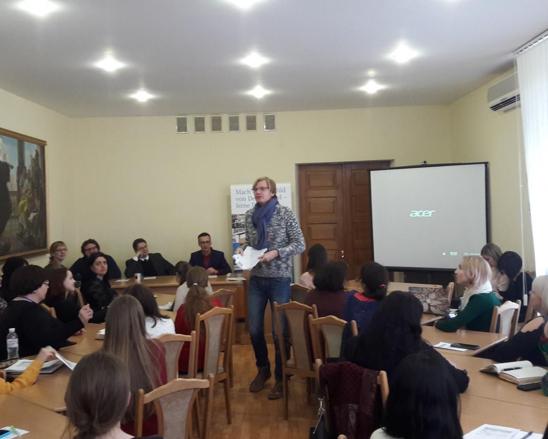 В Кривой Рог приехали представители Германской службы академических обменов , фото-5