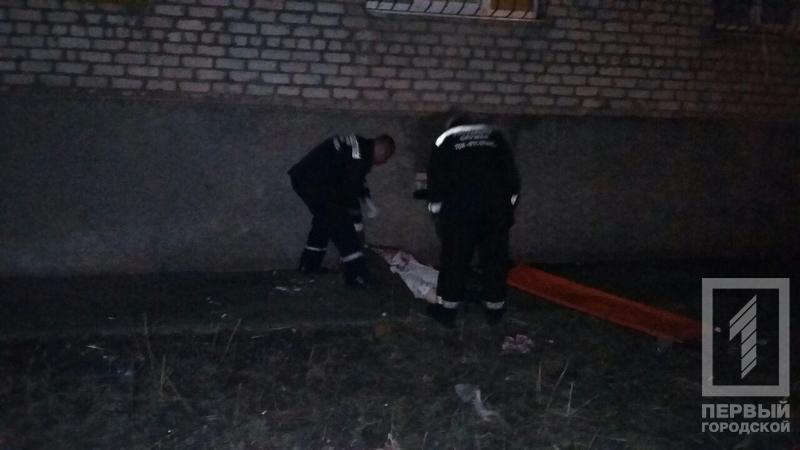 Трагедия в Кривом Роге: Из окна многоэтажки поздно вечером выпала женщина (ФОТО 18+), фото-3