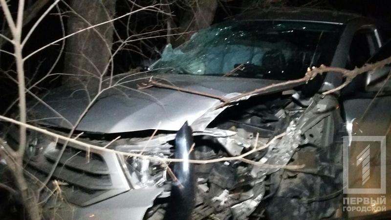 "ДТП в Кривого Рога: ""Toyota"" зацепила две легковушки и влетела в столб (ФОТО), фото-7"