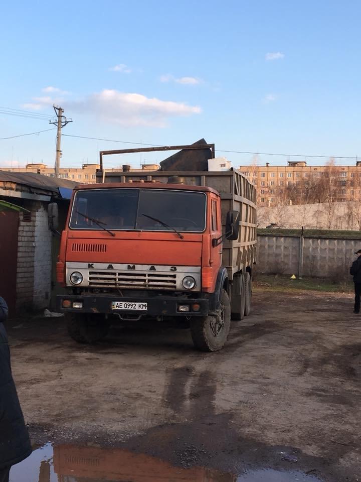 В Кривом Роге в нескольких метрах от суда нашли  пункт приема металла (ФОТО), фото-6