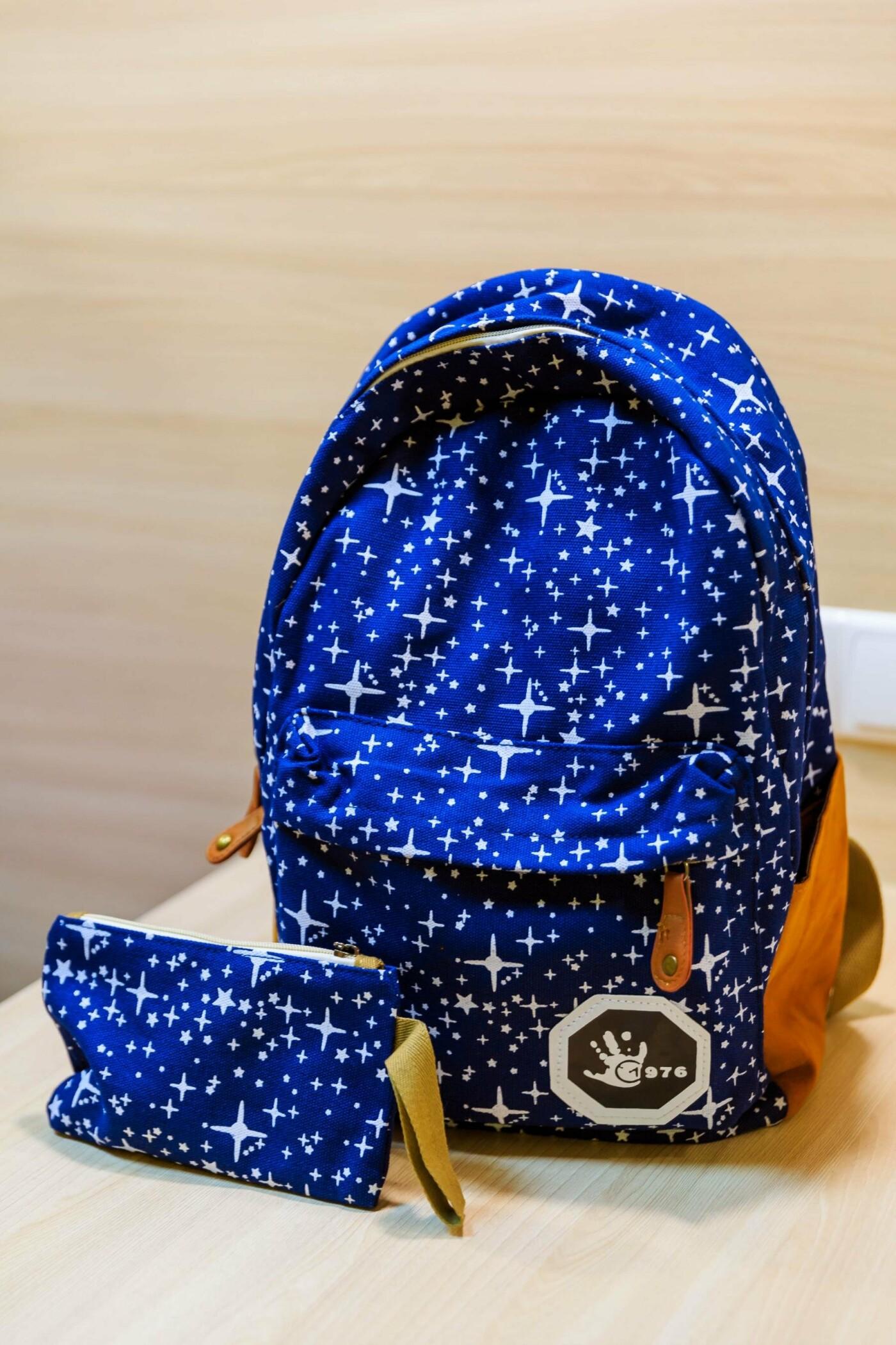Яркие и практичные рюкзаки Rory, фото-4