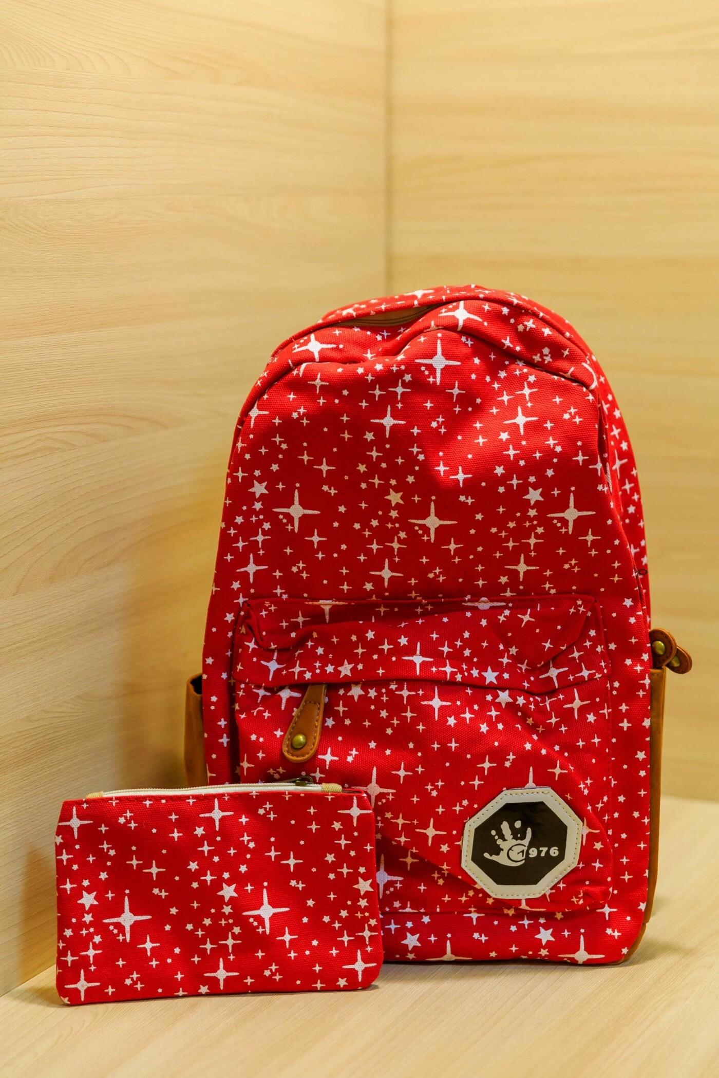 Яркие и практичные рюкзаки Rory, фото-2
