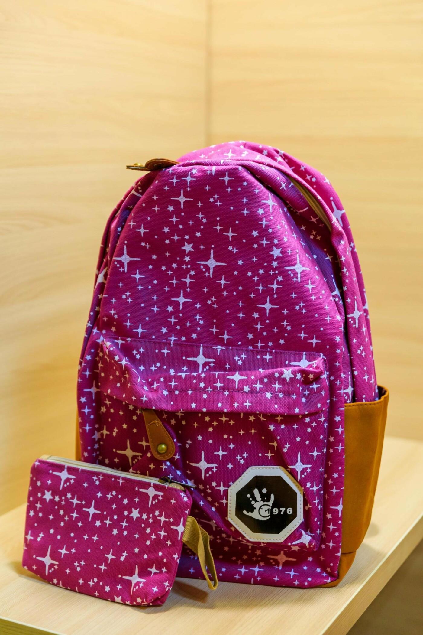 Яркие и практичные рюкзаки Rory, фото-5