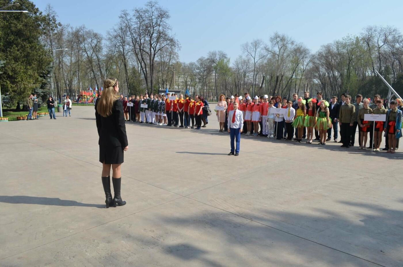 В Кривом Роге соревновались лучшие юные пожарные города и района (ФОТО), фото-2