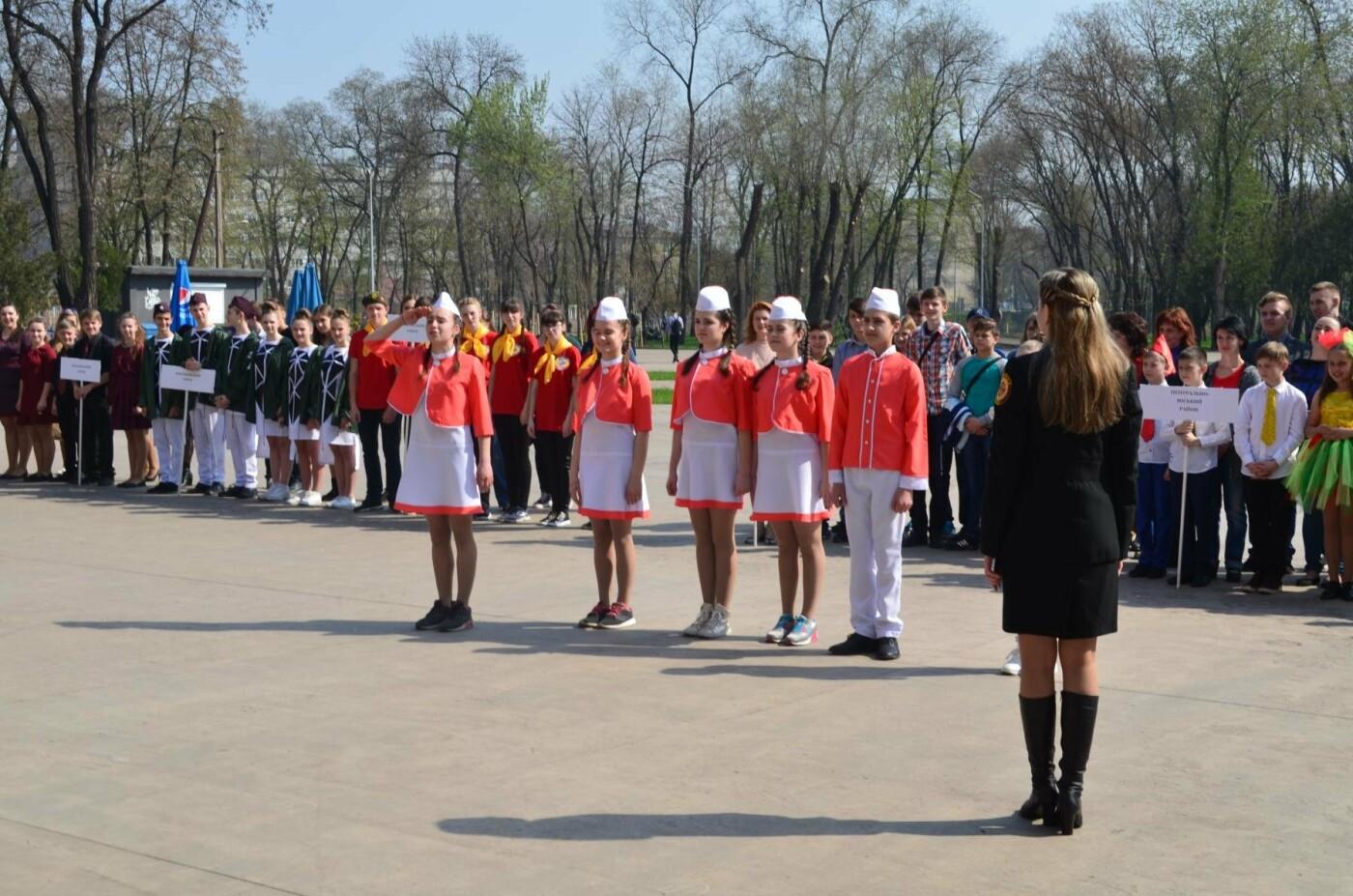 В Кривом Роге соревновались лучшие юные пожарные города и района (ФОТО), фото-5