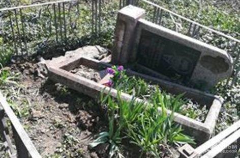 В Кривом Роге: умер ребенок, разрушили 10 могил, презентовали фотоальбом, фото-3