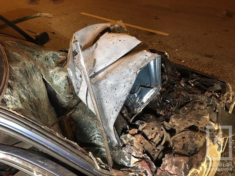 В Кривом Роге от удара иномарки перевернулся микроавтобус с женщиной в салоне (ФОТО), фото-6
