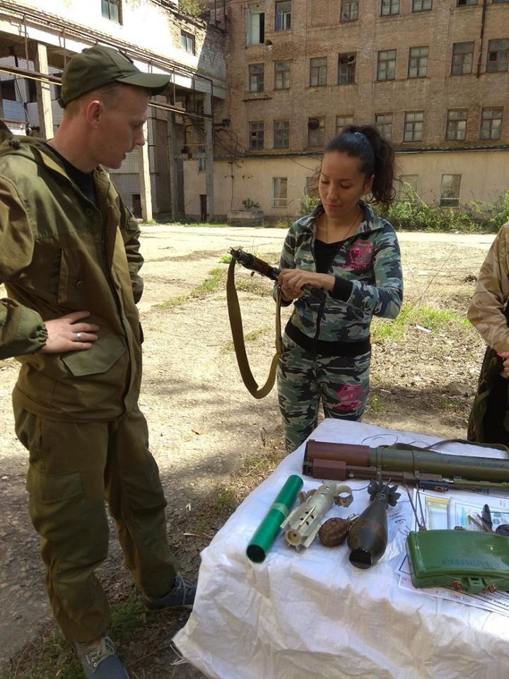 Бойцы АТО обучили криворожанок самообороне и оказывать медицинскую помощь в экстренных ситуациях  (ФОТО), фото-10