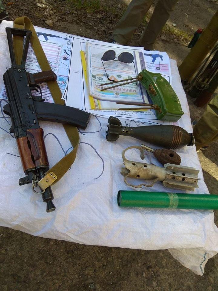 Бойцы АТО обучили криворожанок самообороне и оказывать медицинскую помощь в экстренных ситуациях  (ФОТО), фото-12