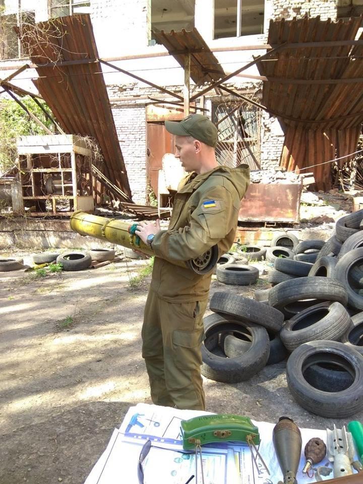 Бойцы АТО обучили криворожанок самообороне и оказывать медицинскую помощь в экстренных ситуациях  (ФОТО), фото-23