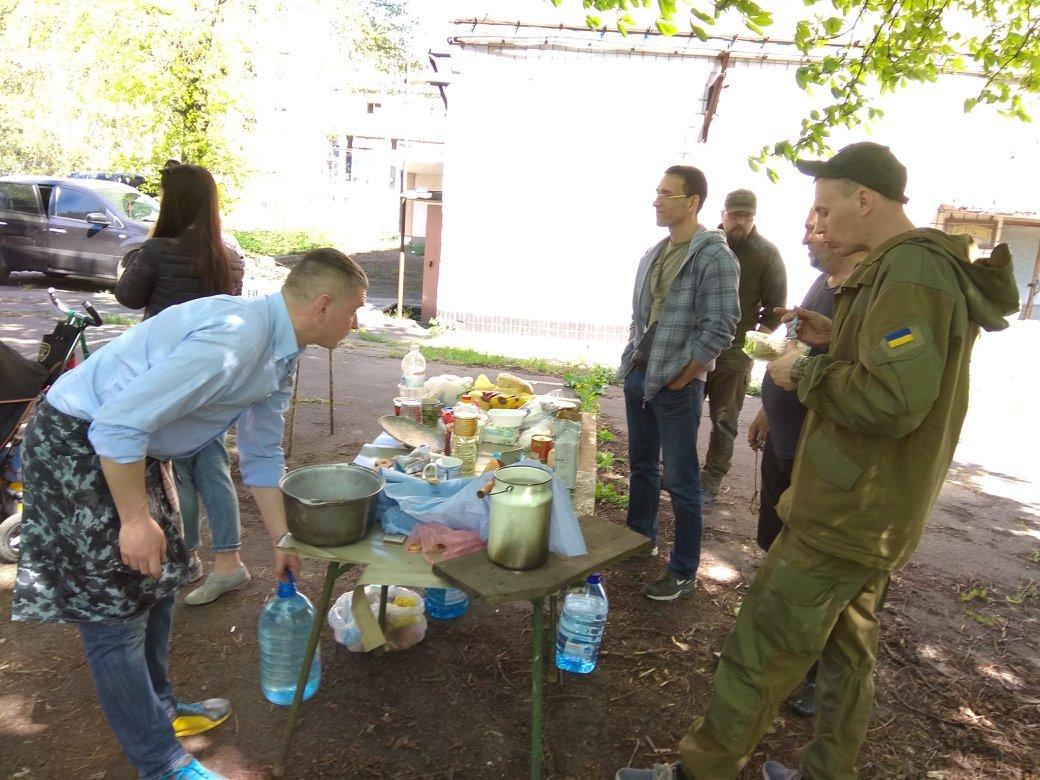Бойцы АТО обучили криворожанок самообороне и оказывать медицинскую помощь в экстренных ситуациях  (ФОТО), фото-17