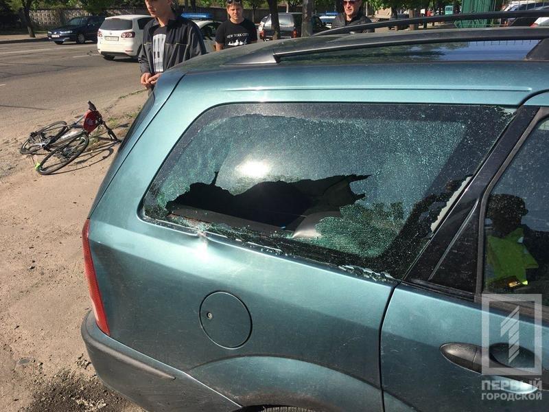 В Кривом Роге под колеса автомобиля попал пожилой велосипедист (ФОТО), фото-3