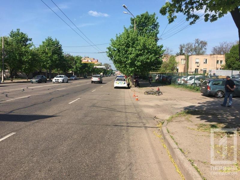 В Кривом Роге под колеса автомобиля попал пожилой велосипедист (ФОТО), фото-2