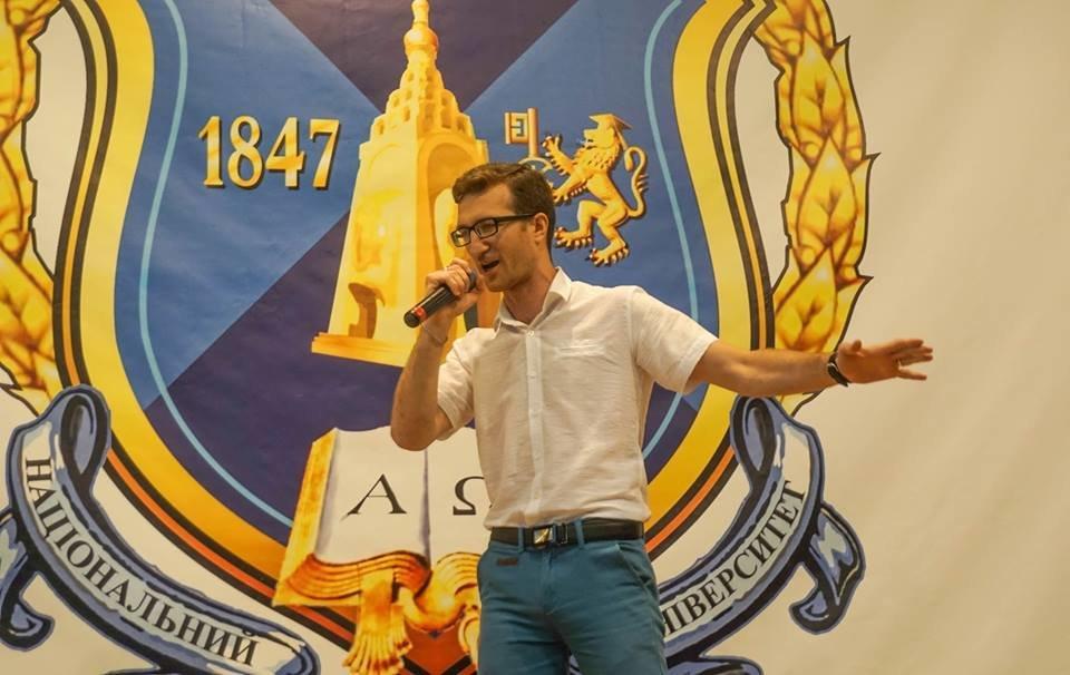 Криворожские поэты прославили родной город на фестивале в Одессе, - ФОТО, фото-5