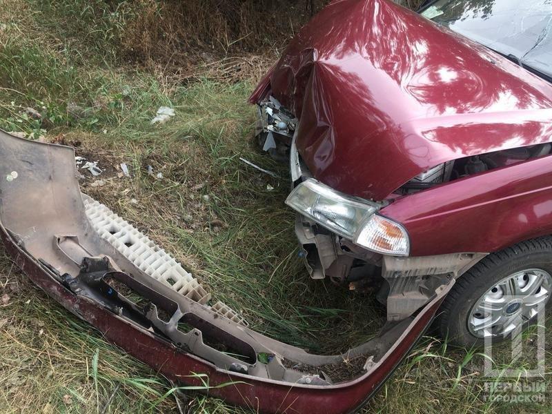 """Смертельное ДТП под Кривым Рогом: водителю """"Daewoo"""" стало плохо и он врезался в дерево, - ФОТО, фото-3"""