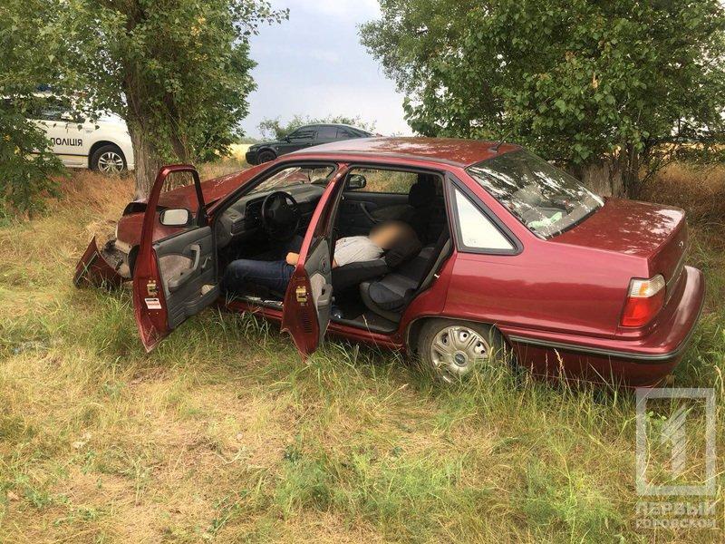 """Смертельное ДТП под Кривым Рогом: водителю """"Daewoo"""" стало плохо и он врезался в дерево, - ФОТО, фото-7"""