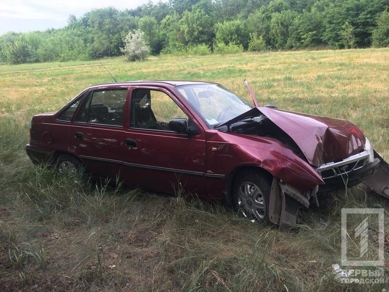 """Смертельное ДТП под Кривым Рогом: водителю """"Daewoo"""" стало плохо и он врезался в дерево, - ФОТО, фото-2"""