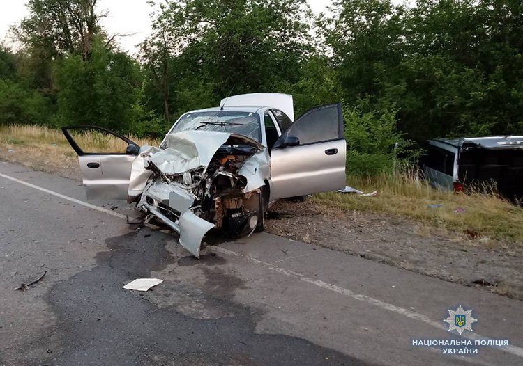 В жутком ДТП под Мелитополем пострадали криворожане, - ФОТО, фото-3