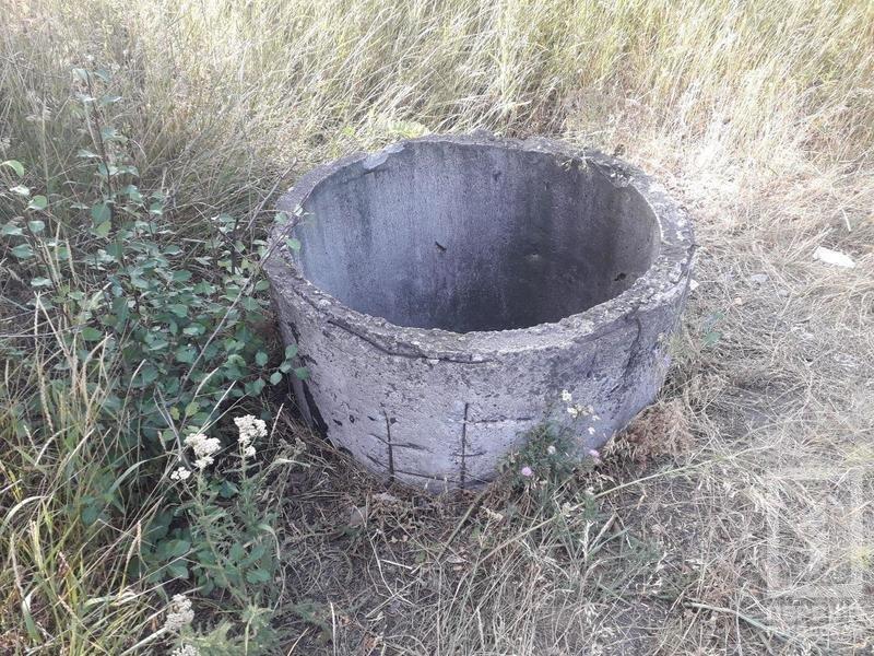 В Кривом Роге неизвестные выбросили в колодец мешок с живым псом, - ФОТО, фото-3