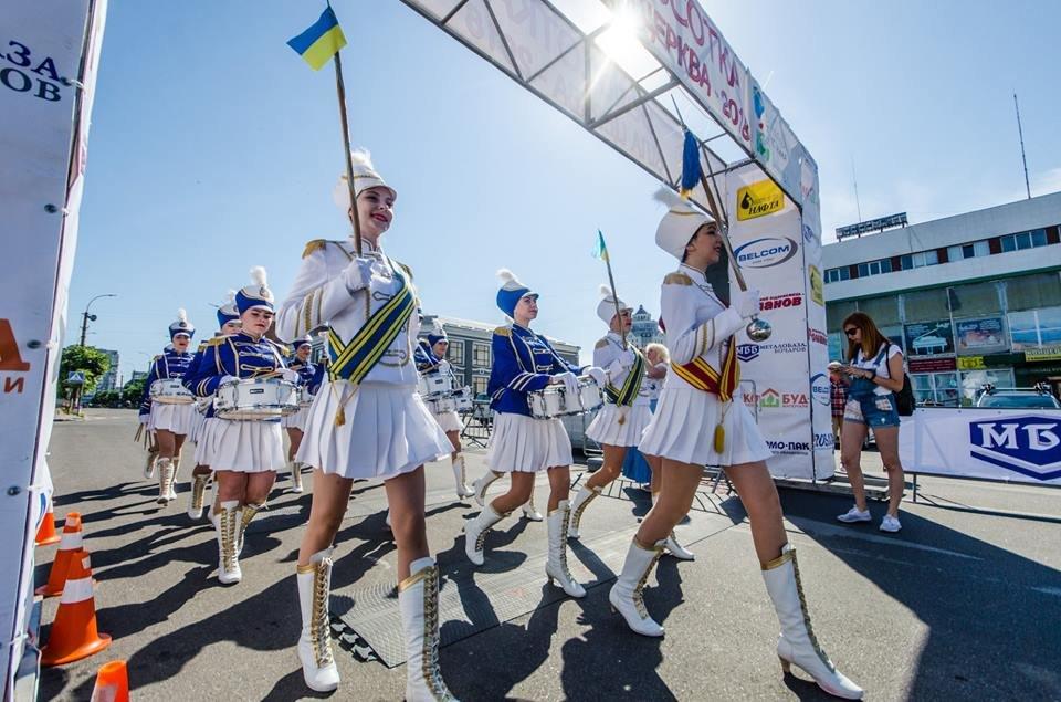 «ВелоСОТКА Белая Церковь - 2018»