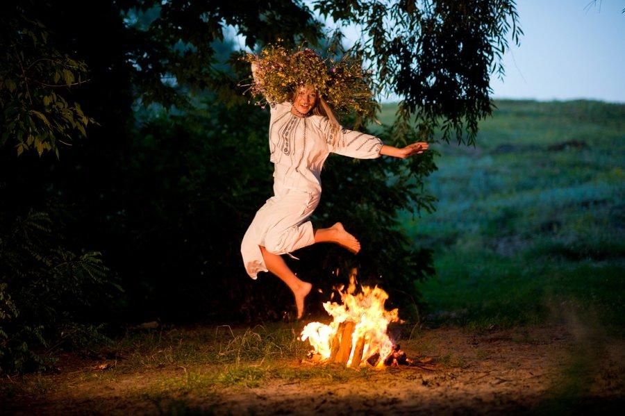 Поиски самого большого клада, ночь без сна и сила огня, - как провести купальскую ночь согласно традиций, - ФОТО, фото-4