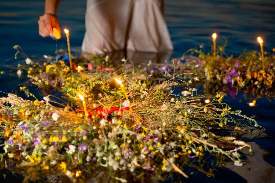 Поиски самого большого клада, ночь без сна и сила огня, - как провести купальскую ночь согласно традиций, - ФОТО, фото-3