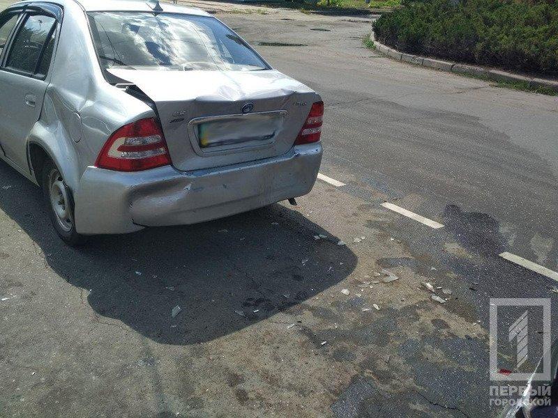 В результате ДТП в Кривом Роге пострадала девушка, - ФОТО , фото-2