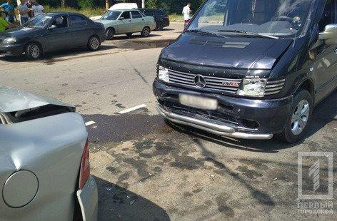 В результате ДТП в Кривом Роге пострадала девушка, - ФОТО , фото-1