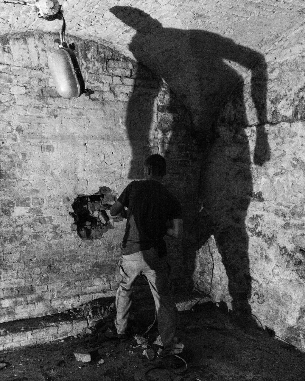 Криворожские исследователи-экстремалы помогают искать старинные купеческие катакомбы в Никополе, - ФОТО, фото-2